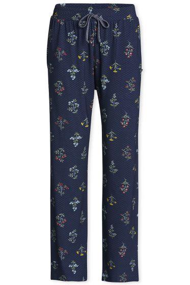 Long Trousers Winter Wonderland Dark blue
