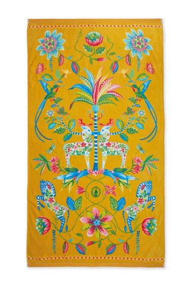beach-towel-curio-geel-pip-studio-217792