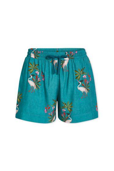 Trousers Short My Heron Green