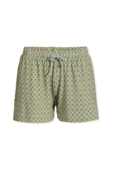 Trousers Short Habibi Green