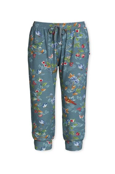3/4 Trousers Birdy Green