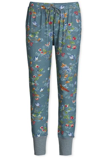 Trousers Long Birdy Green