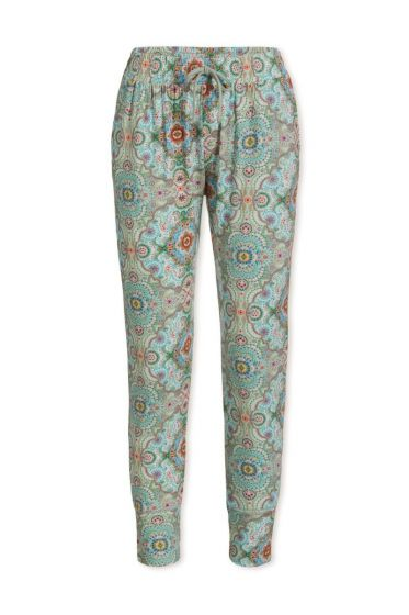 Trousers Long Moon Delight Blue