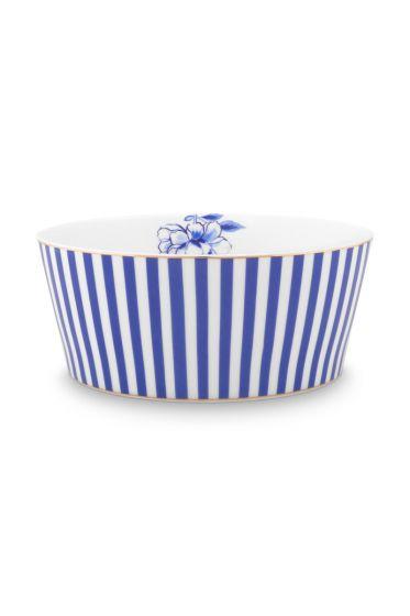 bowl-royal-stripes-15-cm-6/24-blue-white-pip-studio-51.003.167