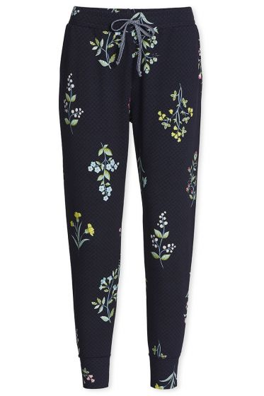 Trousers Long Winter Wonderland XL Dark blue