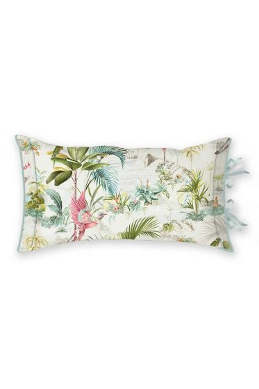 cushion-rectangle-palm-scenes-white-pink-bird-pip-studio
