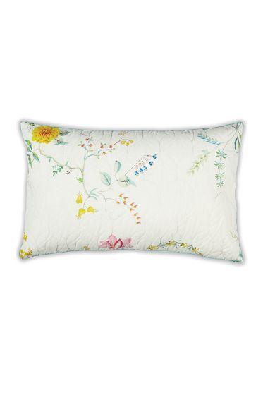 cushion-rectangle-quilted-fleur-grandeur-white-pip-studio