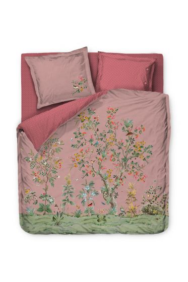 duvet-cover-wild-and-tree-pink-2-persons-pip-studio-204723