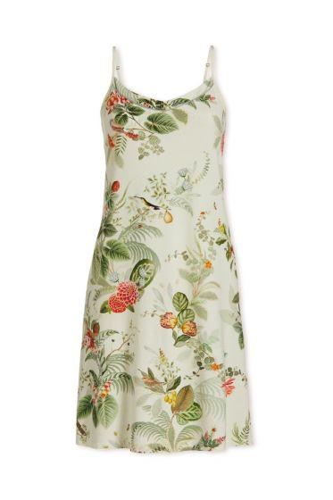 Nightdress sleeveless Floris Off White