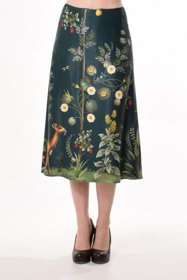 Ember Skirt Deer Print
