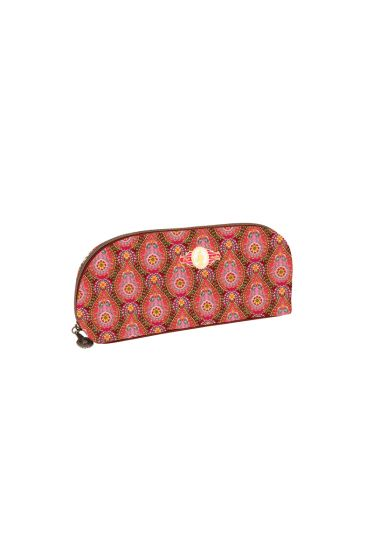 pencilcase-triangular-moon-delight-with-flower-print-red