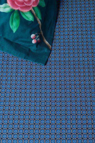 Fitted sheet Latika Dark blue