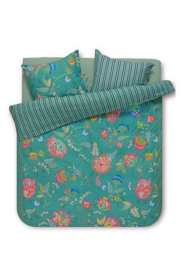 Duvet cover Jambo Flower Green
