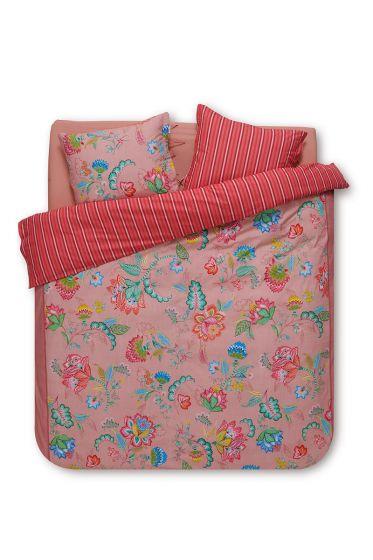Bettbezug Jambo Flower Rosa