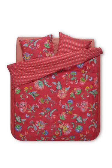 Duvet cover Jambo Flower Red