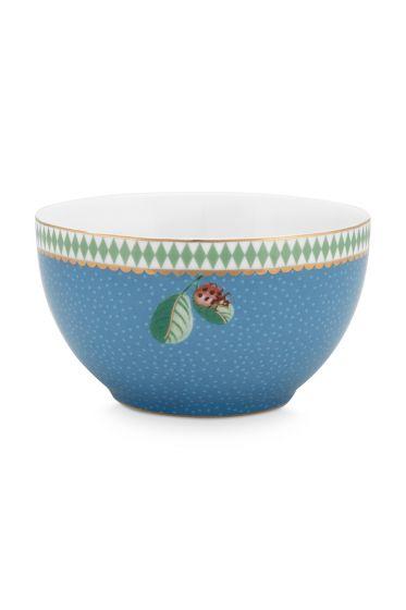 schale-la-majorelle-aus-porzellan-mit-ein-Marienkäfer-in-blau-9,5-cm