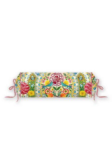 kussen-geel-bloemen-rolkussen-sierkussen-melody-pip-studio-22x70-katoen
