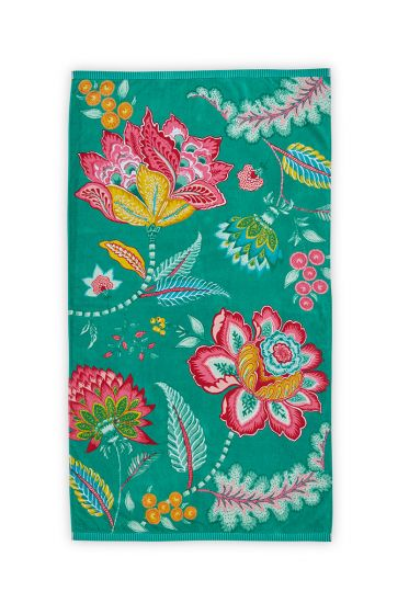 Beach Towel Jambo Green 100 x 180 cm