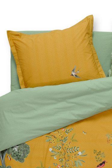 Pillowcase Babylons Garden Yellow