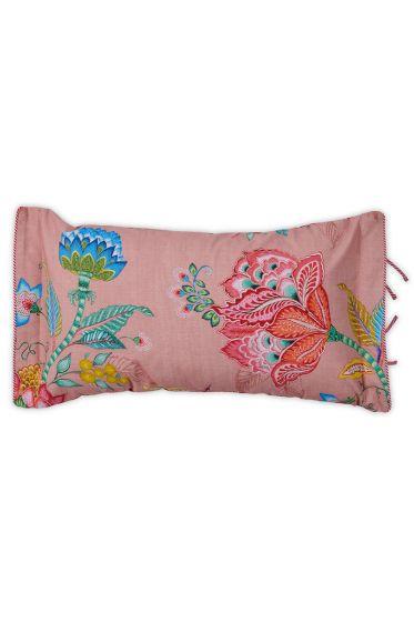 Cushion rectangle Jambo Flower Pink
