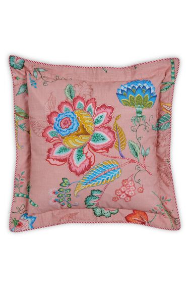 Cushion square Jambo Flower Pink