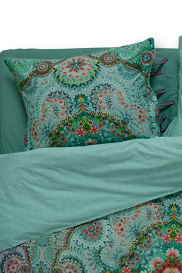 Pillowcase Sultans Carpet Green