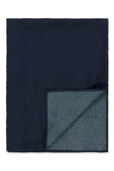 Quilt Quilty Night Dark blue