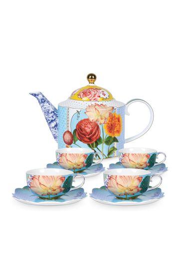 royal-tea-set-of-5-multicoloured-pip-studio-51020117