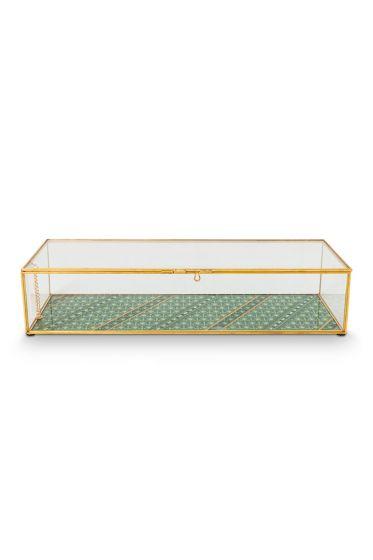 storage-box-glass-varnished-bottom-gold-l-42x16.5x9-cm-1/6-pip-studio-51.110.088