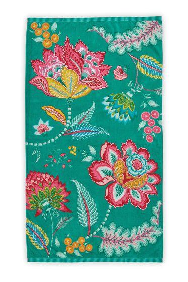 Beach Towel Jambo Green 100 x 180 cm