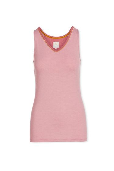 tessy-sleeveless-top-shiny-stripes-roze-pip-studio