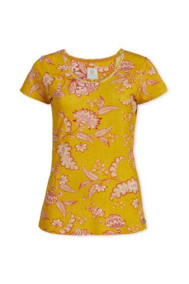 Top short sleeve Jambo Yellow