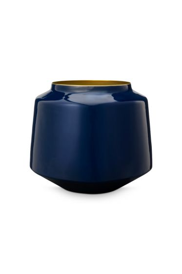 vase-metal-blue-22x26-cm-1/4-pip-studio-51.102.021