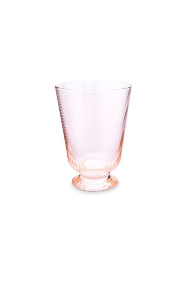 water-glass-twisted-pink-360-ml-6/24-combi-set-pip-studio-51.131.037