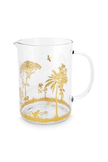 pitcher-la-majorelle-with-gold-details