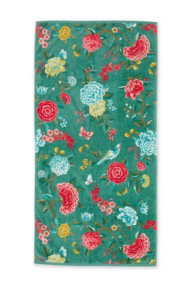 xl-bath-towel-good-evening-green-flowers-textiles-205582