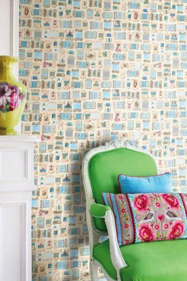 wallpower-non-woven-flowers-cream-blue-pip-studio-pip-yarn-collection