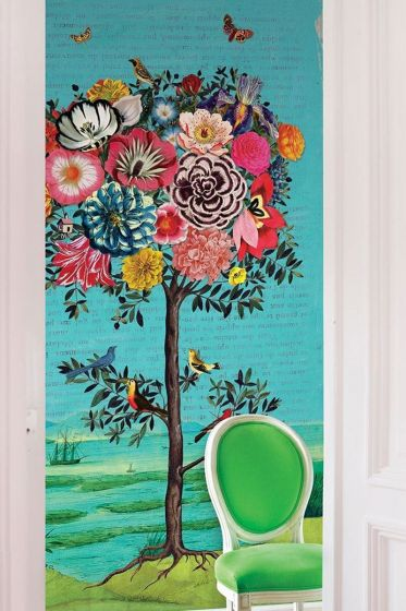 wallpower-non-woven-flowers-multiocolour-pip-studio-fantastree