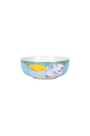Bol à céréales Royal Bleu 15cm