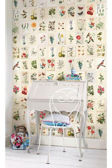 wallpower-non-woven-flowers-pink-multicolour-pip-studio-botanical-lan