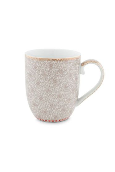 Spring to Life Mug Small Off White