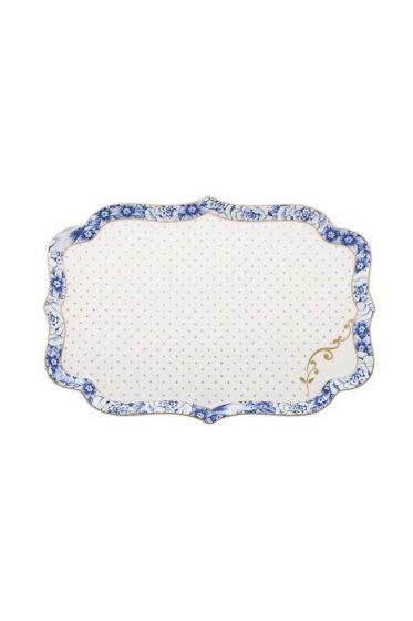 Royal White serveerschaal 26 cm