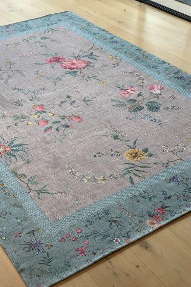 Teppich Fleur Grandeur by Pip Blau/Khaki