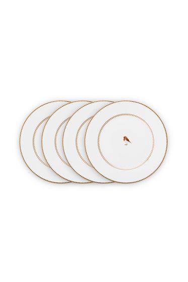 gebäck-teller-set-4-plates-17-cm-weiss-goldene-details-love-birds-pip-studio