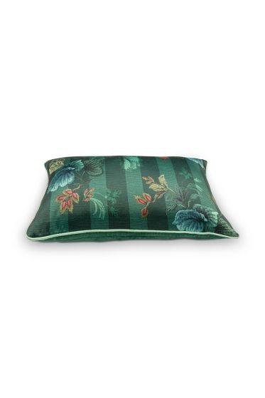 cushion-leafy-stitch-green-rectangular-flowers-stripes-home-51040330
