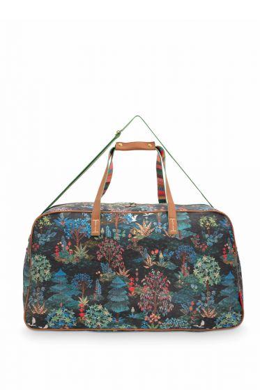 Travel-bag-dark-blue-pip-garden-pip-studio-65x25,5x35-cm