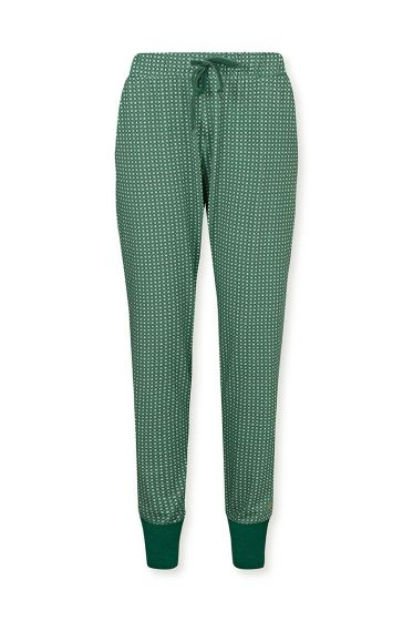 Lange-broek-barok-print-groen-star-tile-pip-studio-xs-s-m-l-xl-xxl