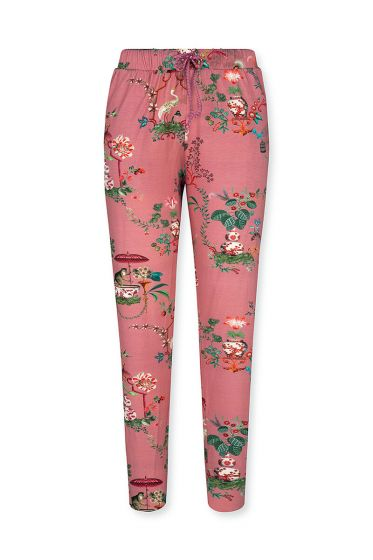 Lange-broek-botanisch-print-roze-chinese-porcelain-pip-studio-xs-s-m-l-xl-xxl