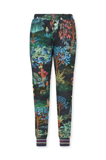Lange-broek-botanisch-print-blauw-pip-garden-pip-studio-xs-s-m-l-xl-xxl