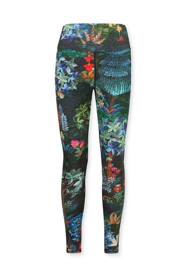 Sport-legging-lange-broek-botanische-print-blauw-pip-garden-pip-studio-xs-s-m-l-xl-xxl